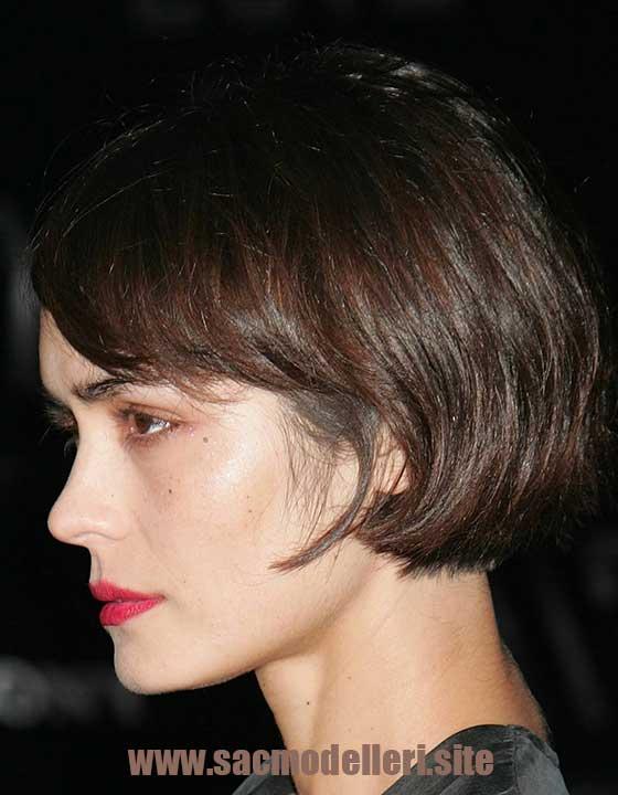 Bob Kesim Saç Modeli